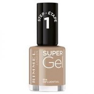 Rimmel Super Gel Nail Polish 014 Influential