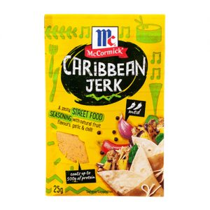 McCormick Street Food Seasoning - Caribbean Jerk