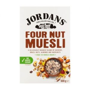 Jordans Muesli - Four Nut