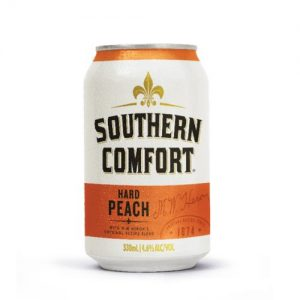 Product Listing - Southern Comfort HARD Peach