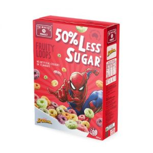 The No Nasties Project - Fruity Loops 50% Less Sugar Cereal